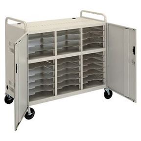 CT-LS30 Laptop Storage Cart-Da-Lite
