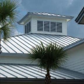 "Series 1500 - 1 ½"" Integral Snap-Lock Metal Roof System-Englert, Inc."