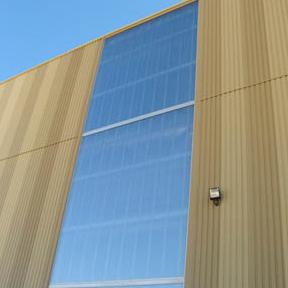 Translucent Polycarbonate Walls-EXTECH/Exterior Technologies, Inc.