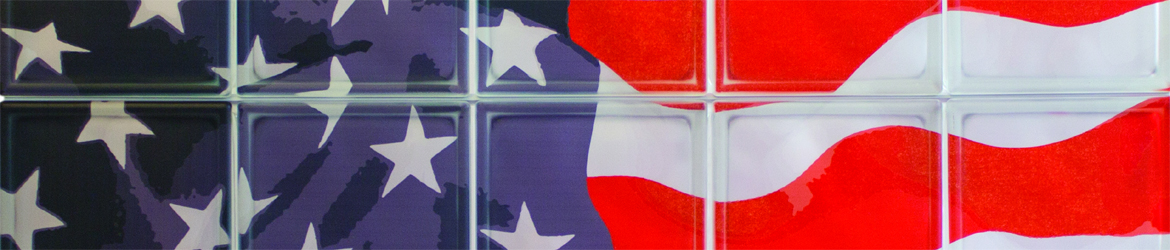 Expressions Collection Glass Block Murals - Pittsburgh Corning