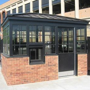 Guard Booth for CitiField - Home of the New York Mets