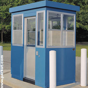 PAR-KUT Standard Style Booth-Par-Kut International, Inc
