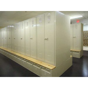 Patriot Readiness First Responder Lockers-Penco Products, Inc.
