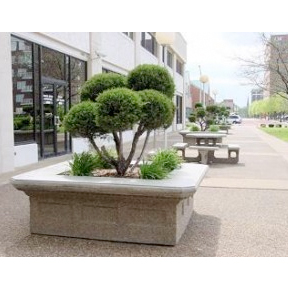 Concrete Security Barriers-Petersen Precast Site Furnishings