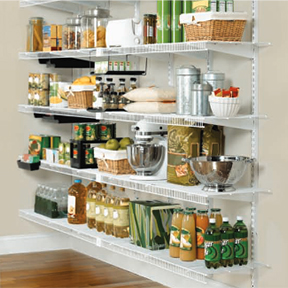 Wire Closet & Storage Systems-Rubbermaid Building Products