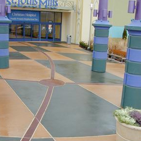Dry Integral Colors for Concrete-Solomon Colors, Inc.