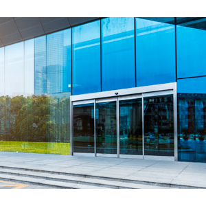 Dura-Glide GreenStar 2000/3000 Automatic Sliding Door Series-Stanley Access Technologies, LLC