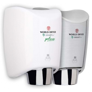 SMARTdri™ Series Hi-Efficiency Intelligent Hand Dryer-World Dryer Corporation