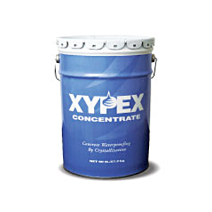 Xypex Concentrate Crystalline Waterproofing Coating