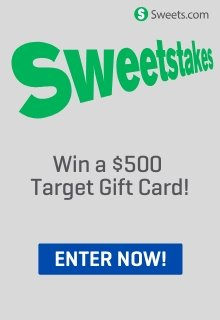 Sweetstakes - Enter today