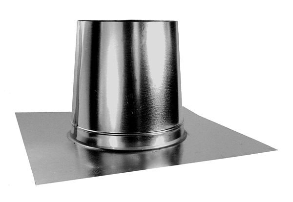 Tall Pipe Flashing - Flat Pitch Roof - TFP