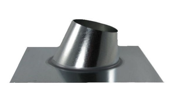 Pipe Flashing - Adjustable 0-6/12 Pitch - G