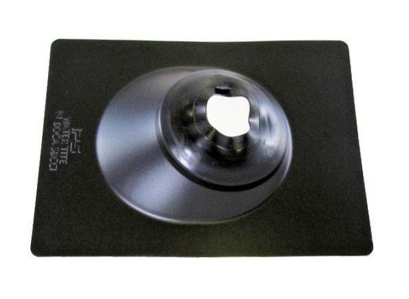 Pipe Flashing- Neoprene Collar - Adjutable 3 – 4 inch -Galvanized - GB3-4