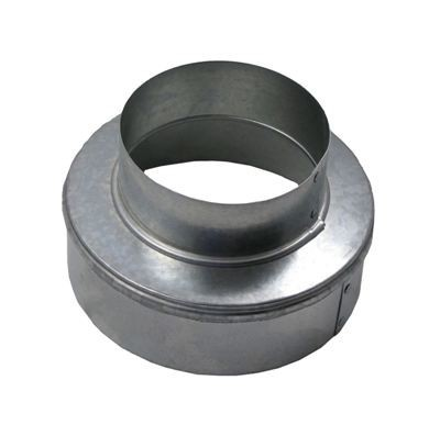 Duct Increaser / Reducer - Galvanized - IR