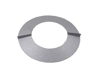 Wall Vent Collar - Galvanized - WVC