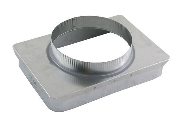 Masonry to Metal Chimney Transition - Stainless Steel - ATASS