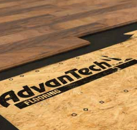 Advantech Flooring - Advantech Flooring