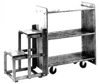Library Cart No. 427