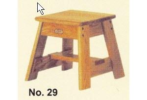 Stools - No. 19 and No. 29