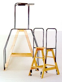 6H Series Platform Ladders