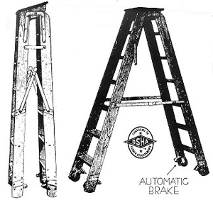 Automatic Portable Ladder No.105