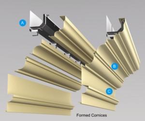 Designer Series Cornices