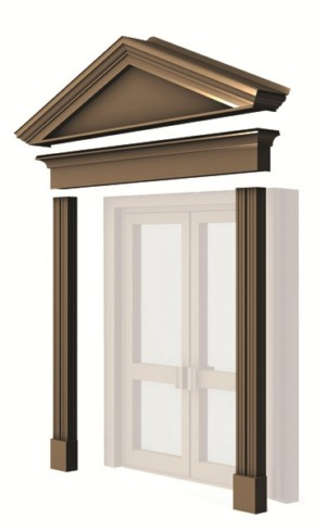 Designer Series Cornices Southern Aluminum Finishing Co