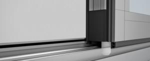 SL60 Thermally Broken Aluminum Framed Folding System