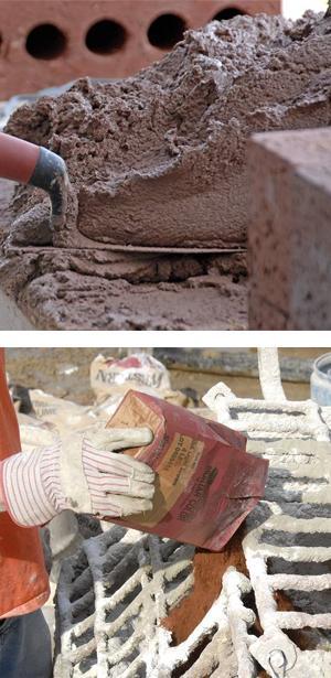 Mortar and Stucco Colors