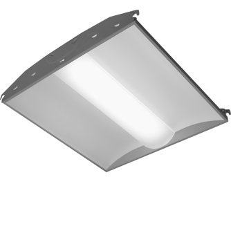 Linear Recessed Volumetric LED Fixture - Linear Recessed Fixtures - FXLRVM4HNLXXGYXX