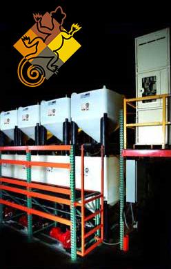 Chameleon® Liquid Color Dispensing Equipment