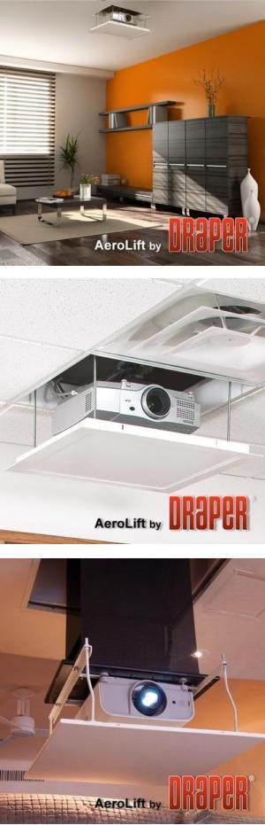 AeroLift 25/50/150 Motorized Projector Lift