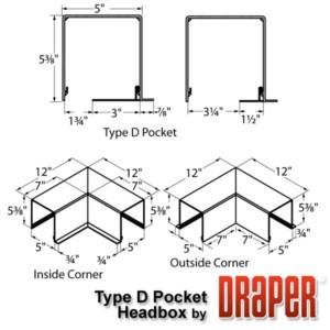 Draper FlexShade Hardware