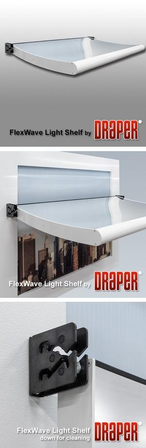 FlexWave Light Shelf