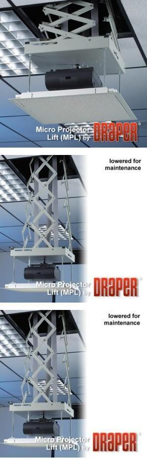 Micro Projector Lift