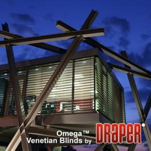 Omega™ Venetian Blinds