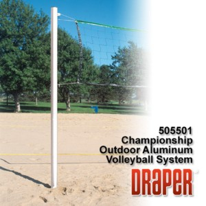Outdoor Volleyball Equipment