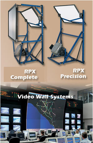 Rear Projection Screen Systems