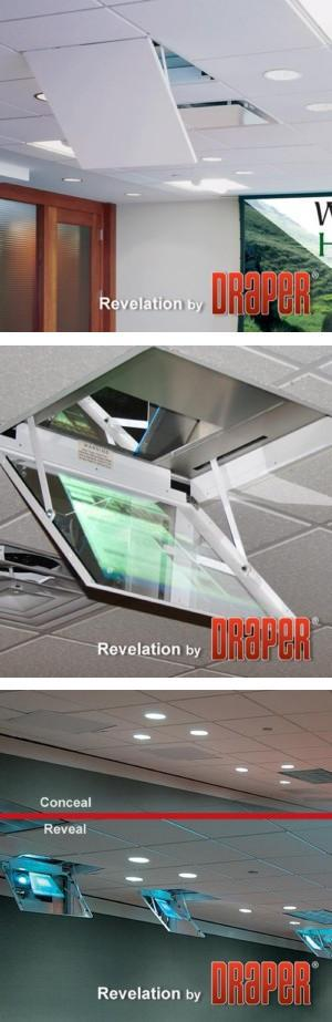 Revelation Recessed Projection System