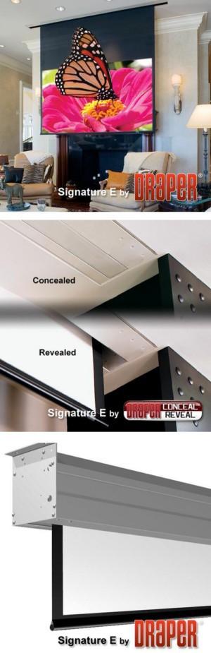 Signature/Series E Projection Screen