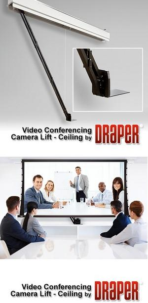 Video Conferencing Camera Lift - Ceiling