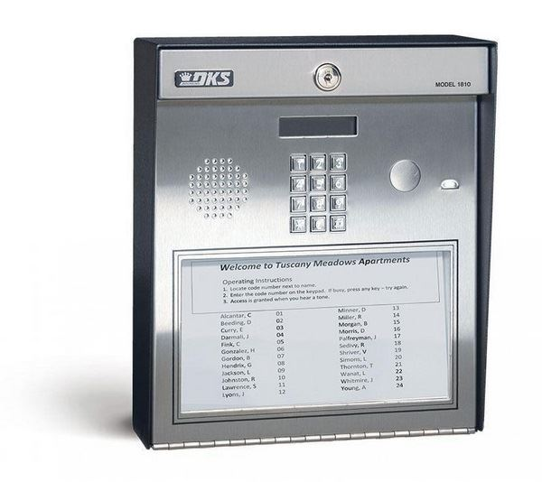 1810 Entry System - 1810 Entry System