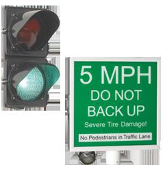 1610 Warning Signs & Traffic Signal - 1610 Warning Signs & Traffic Signal