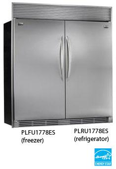 All Freezer Refrigerator Duo