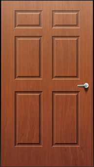 Panel Doors Design exma300 mahogany 3 panel square top door eto doors Acrovyn Doors Panel Designs