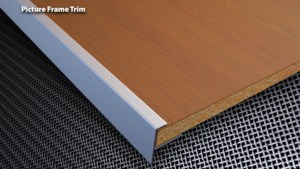 Picture Frame Trim Acrovyn Wall Panel