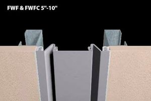 "FWF 5""-10"" Wall & Ceiling Covers"