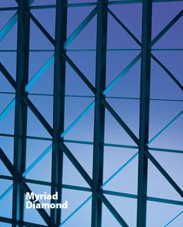 MYRIAD DIAMOND - Geometric Grilles
