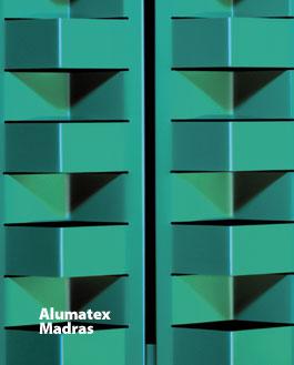 ALUMATEX MADRAS Vision Barriers