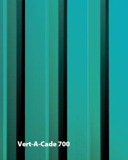 VERT-A-CADE 700 Vision Barriers